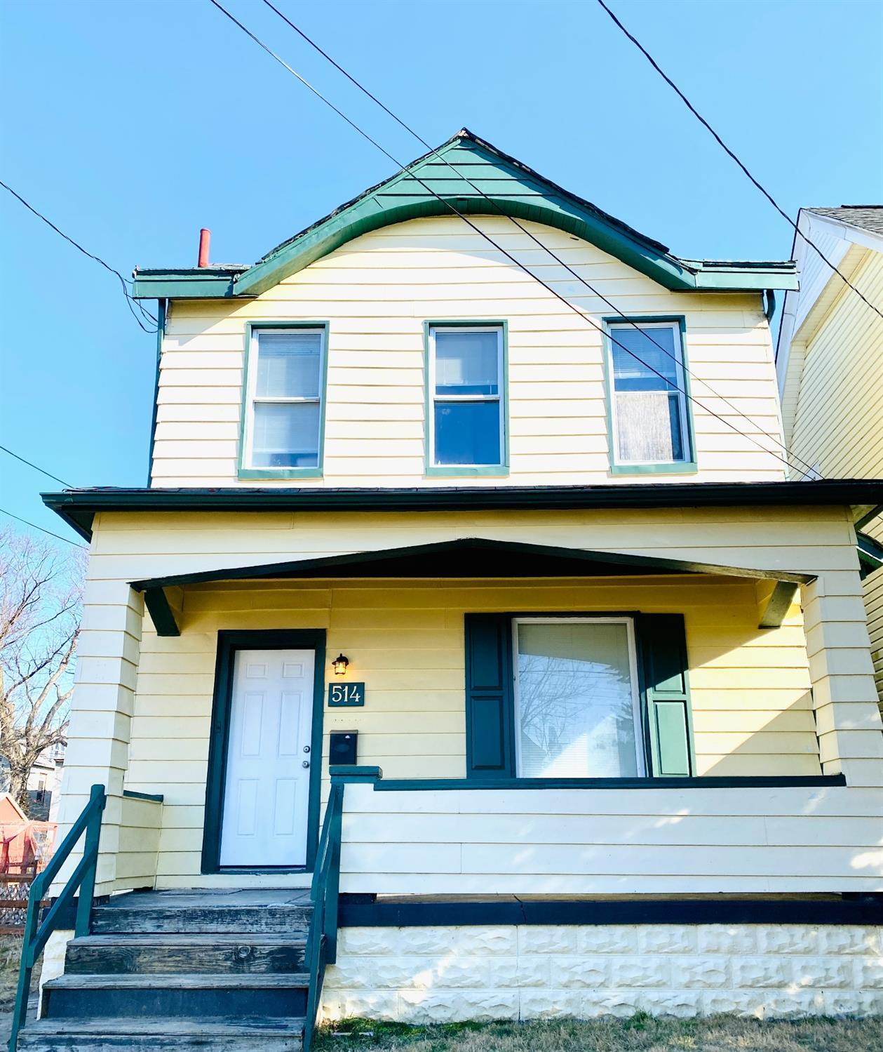 514 Linden St Elmwood Place, OH