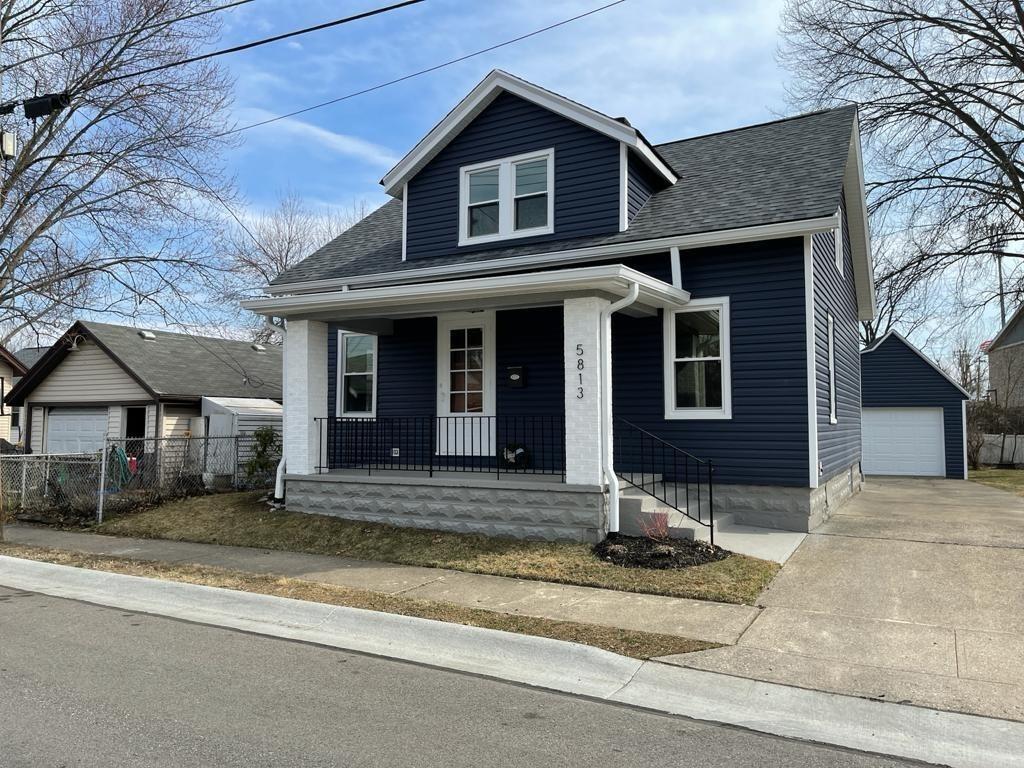 5813 Grace Ave Fairfax, OH