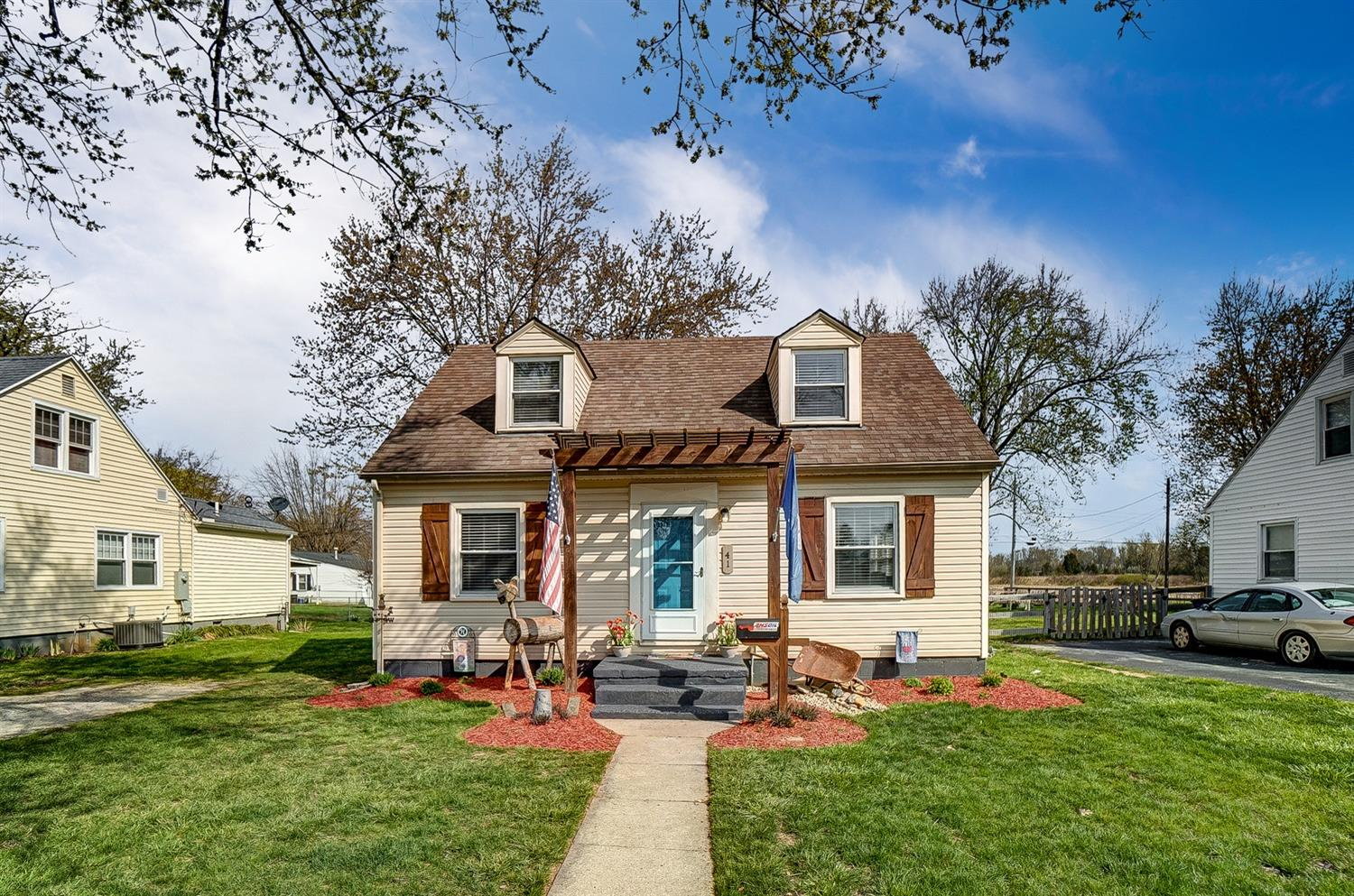 41 Fairland Ave Wilmington, OH