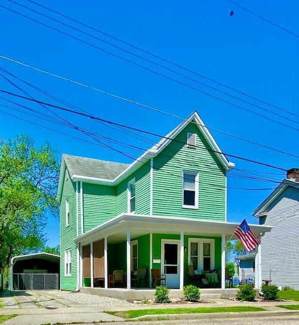 219 Bassett Street Cleves, OH