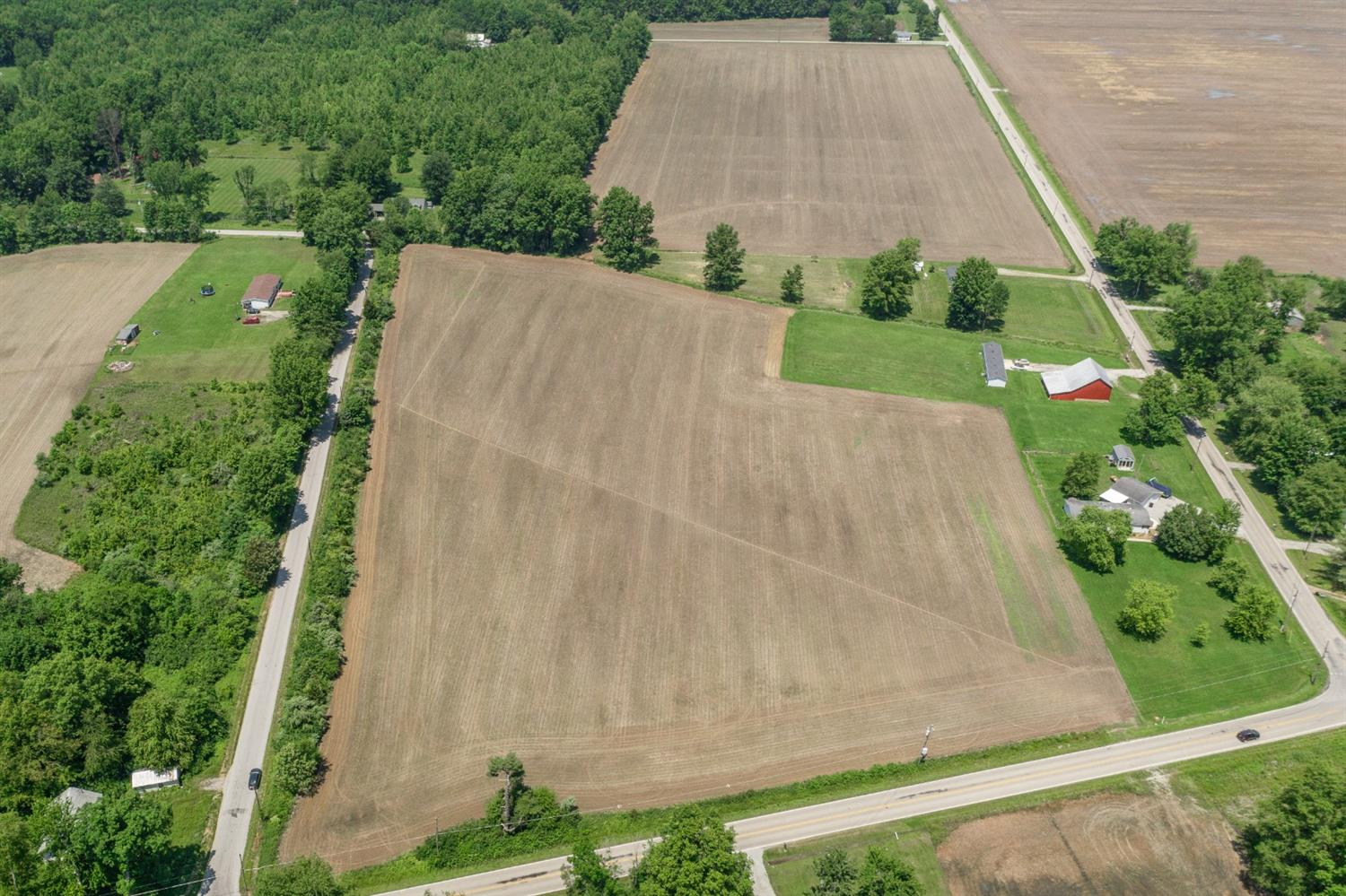 Photo 3 for 0 9.89ac Upper Cumberland Road Pike Twp., OH 45154