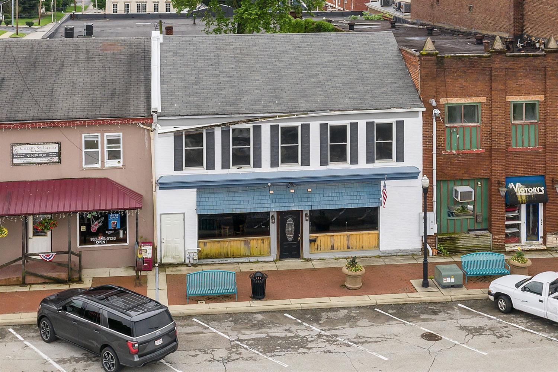 110 E Cherry Street Pleasant Twp., OH