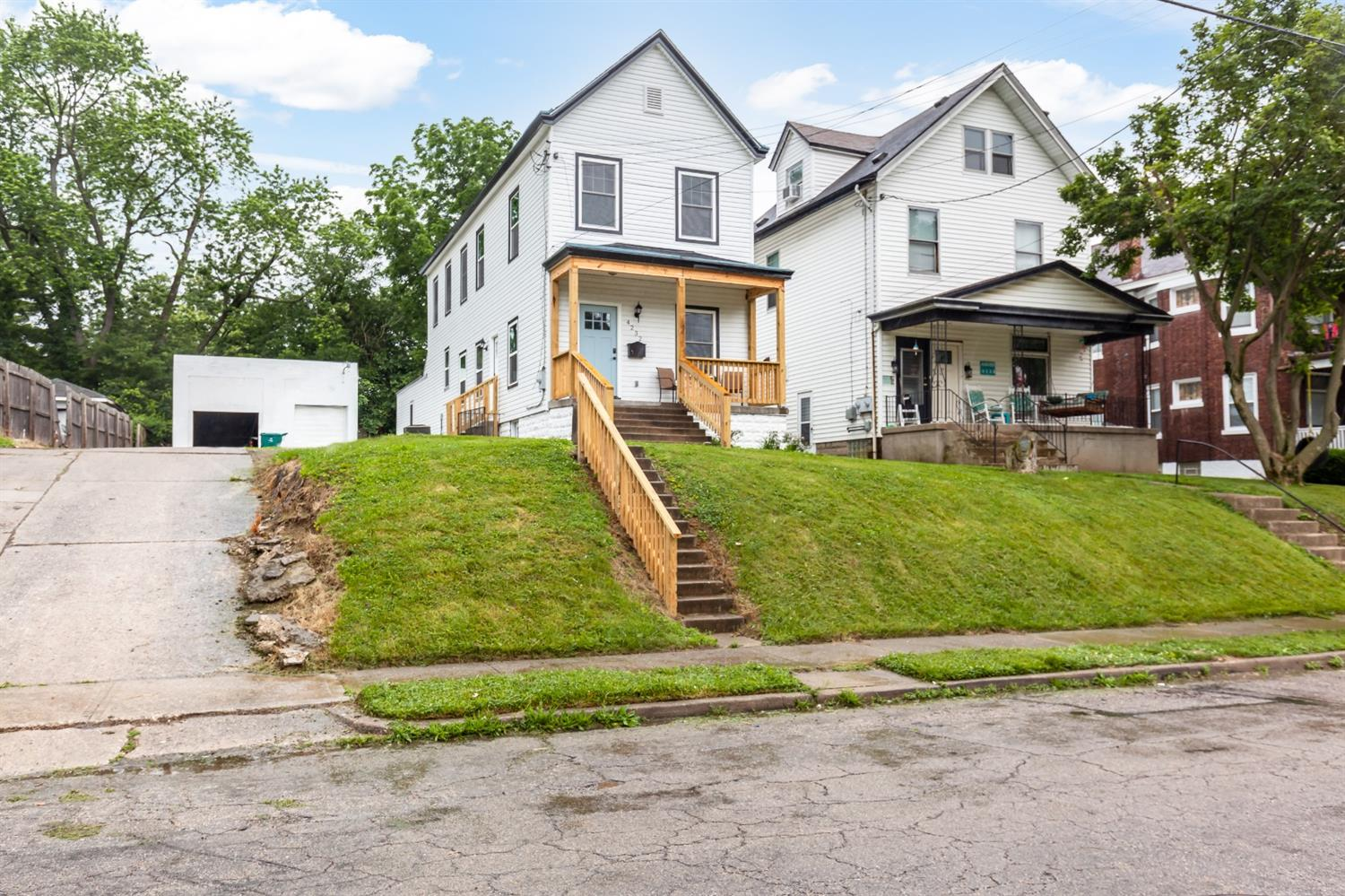 4232 franklin Avenue Norwood, OH