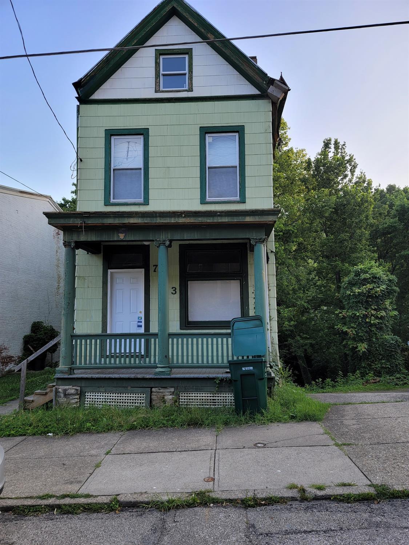 703 Sedam Street Sedamsville, OH