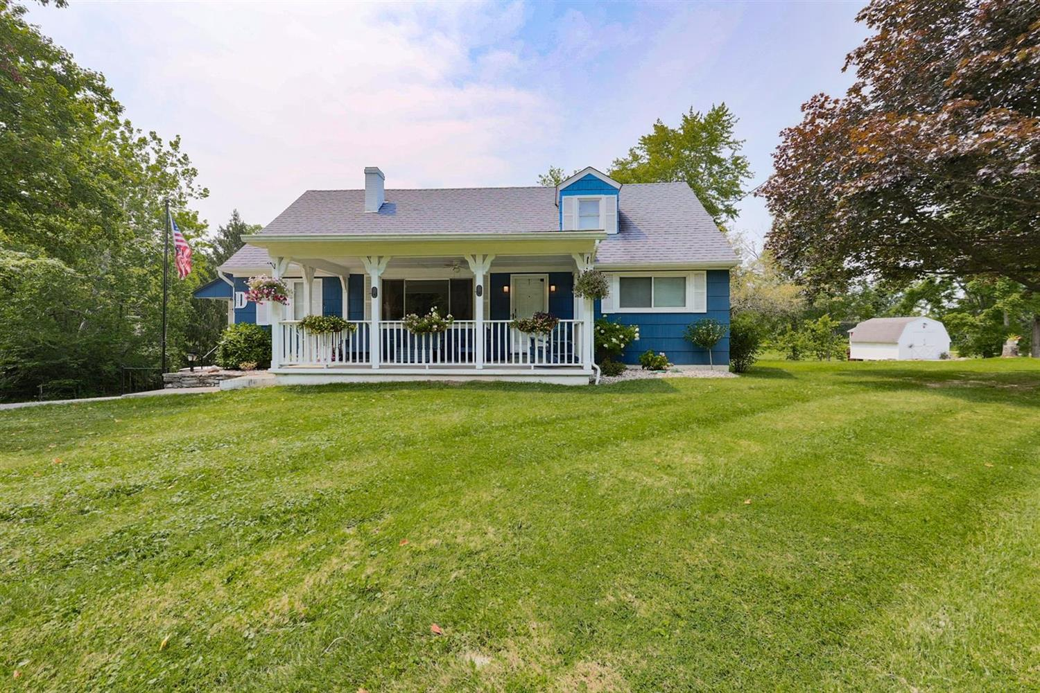 5801 Newtonsville Hutchinson Road Stonelick Twp., OH