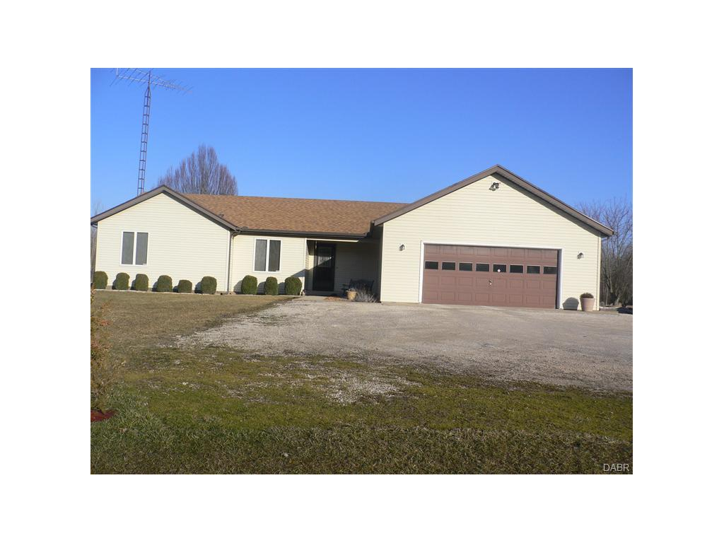 real estate photo 1 for 3199 ELLEMAN Rd Ludlow Falls, OH 45339