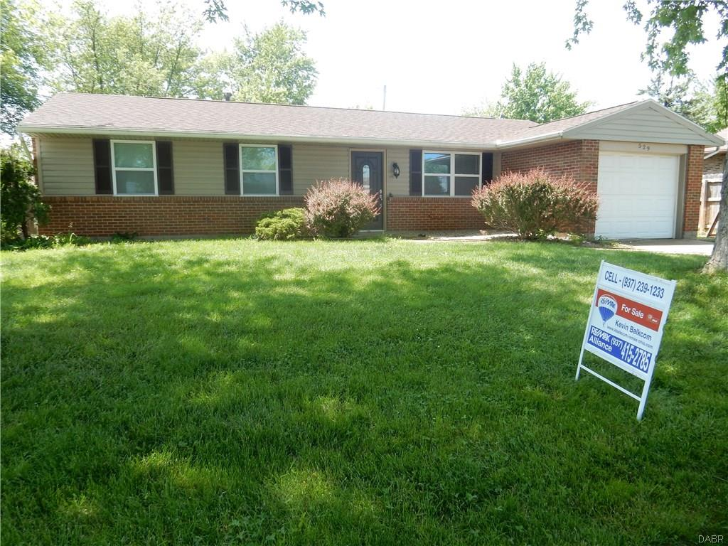 529 Cranwood Cir New Lebanon, OH