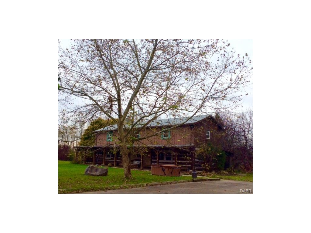 3610 Ditmer Rd Laura, OH