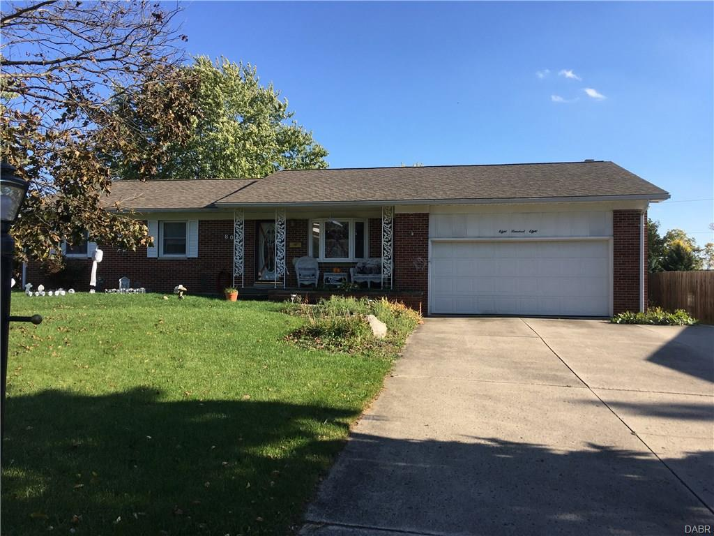 808 Ridgeview Dr Bellefountaine, OH