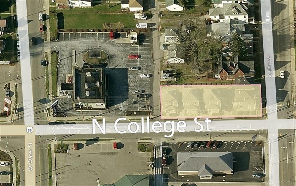 218 N College St