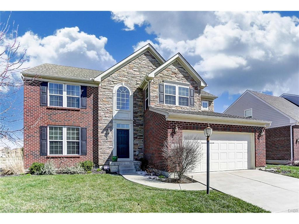 1566 Elmbrook Trl Clearcreek Township, OH