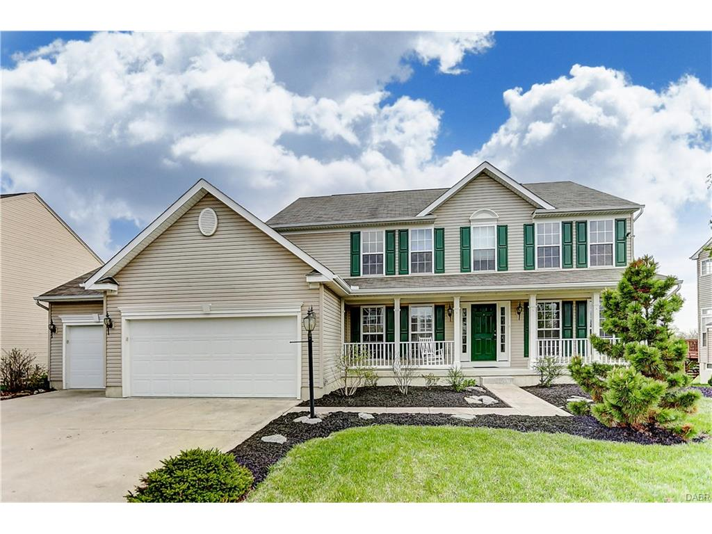 3473 Greycliff Ct Franklin, OH