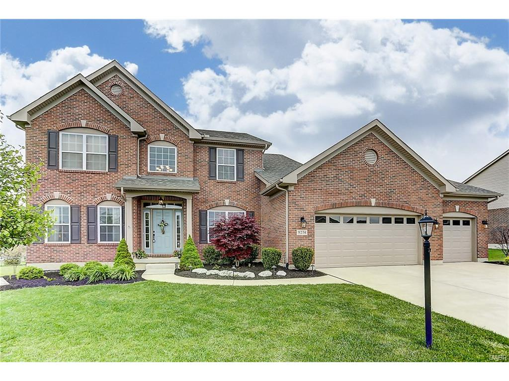 9274 Maxwells Crossing Clearcreek Township, OH