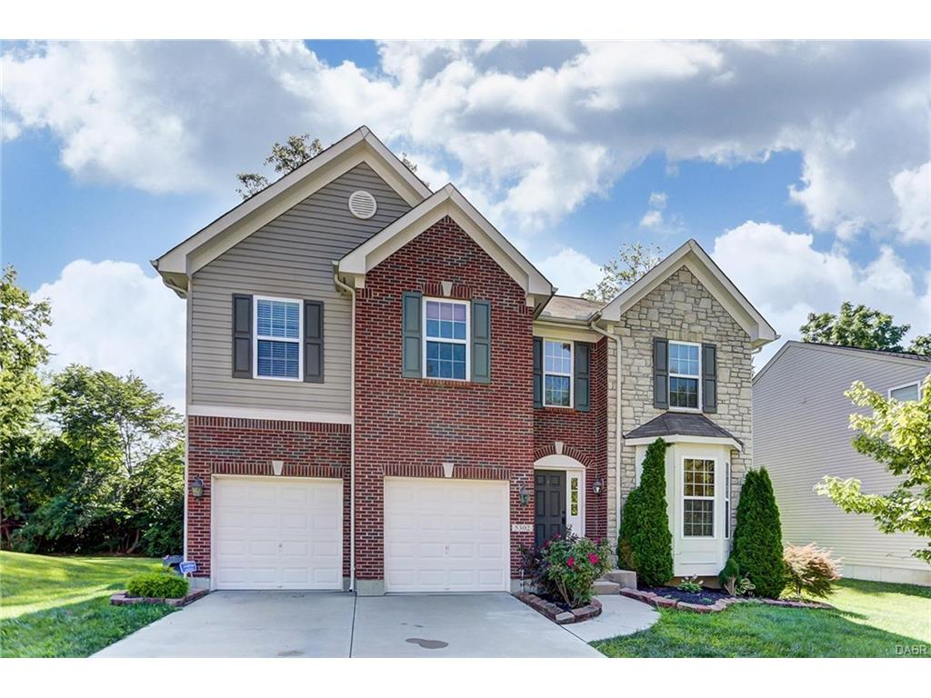5302 Tall Oaks Ct Huber Heights, OH