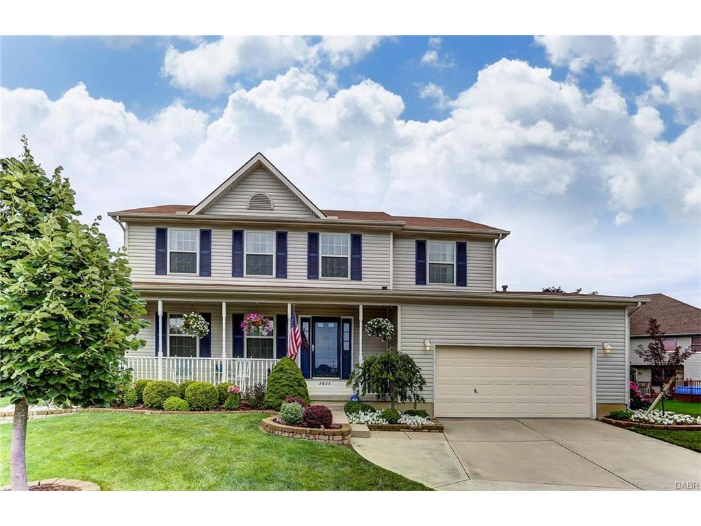 2625 Ashgrove Ct Troy, OH