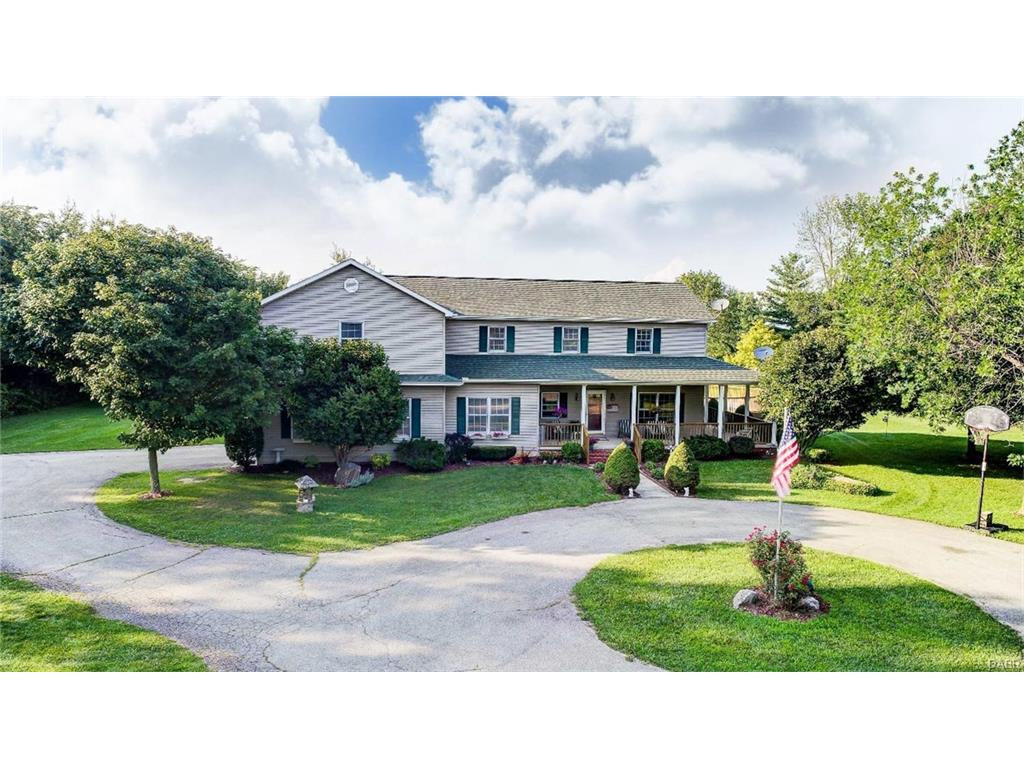 11585 Hall Rd Laura, OH