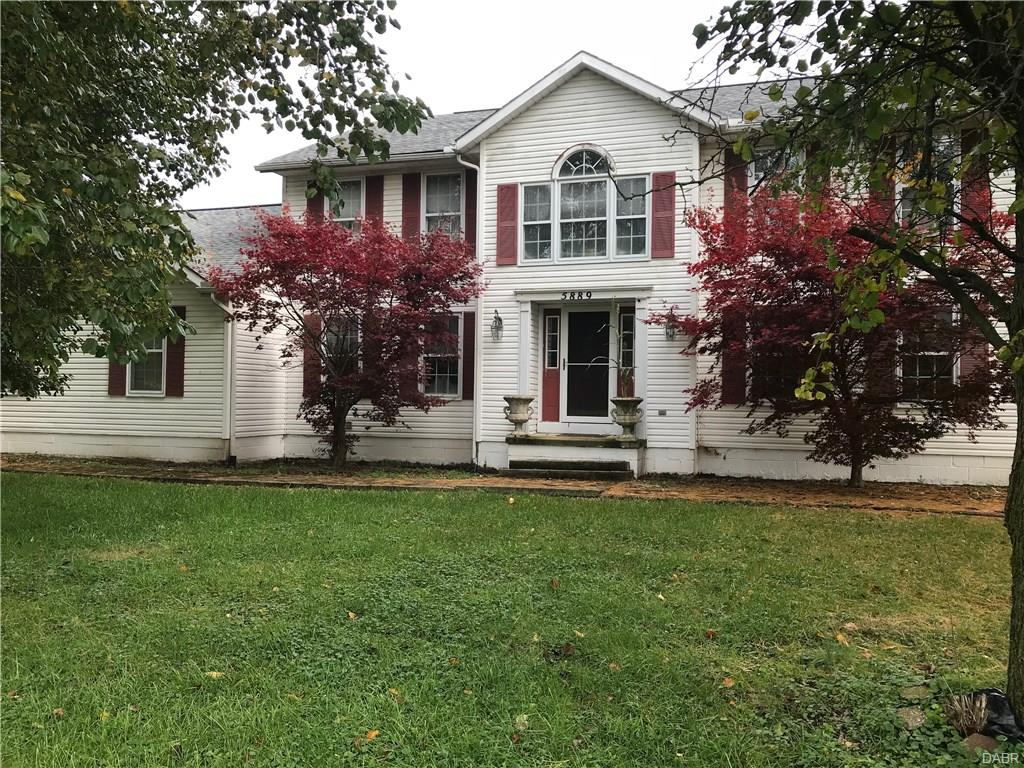 5889 S Wheelock Rd West Milton Oh 45383 Listing Details