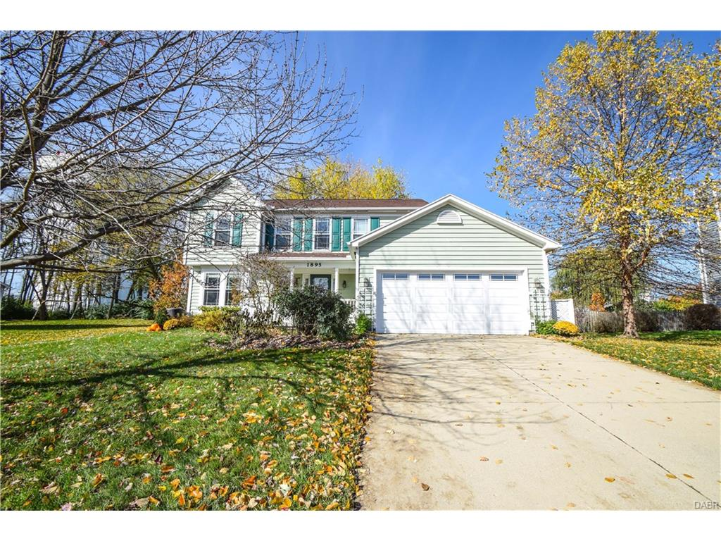 1895 Glen Meadow Way Beavercreek, OH