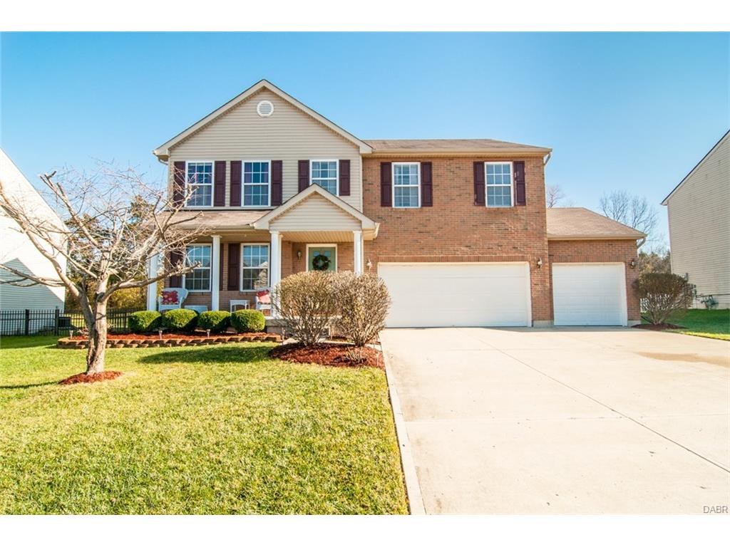 32 Lakeridge Dr Franklin, OH