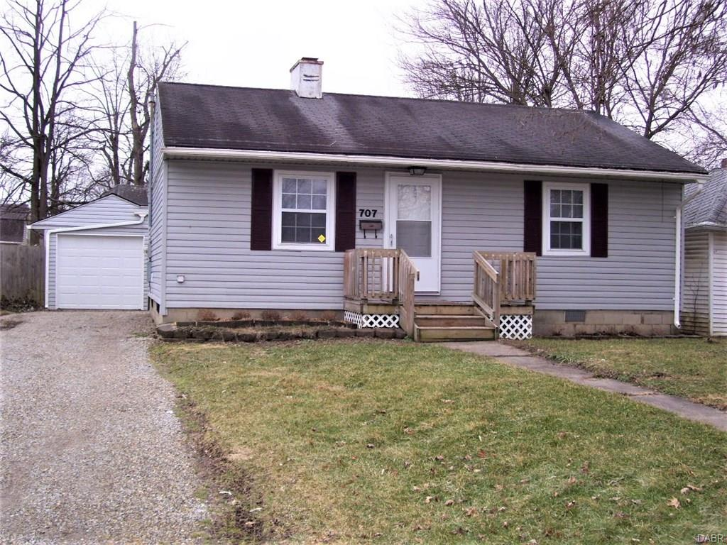 707 E Somers St Eaton, OH
