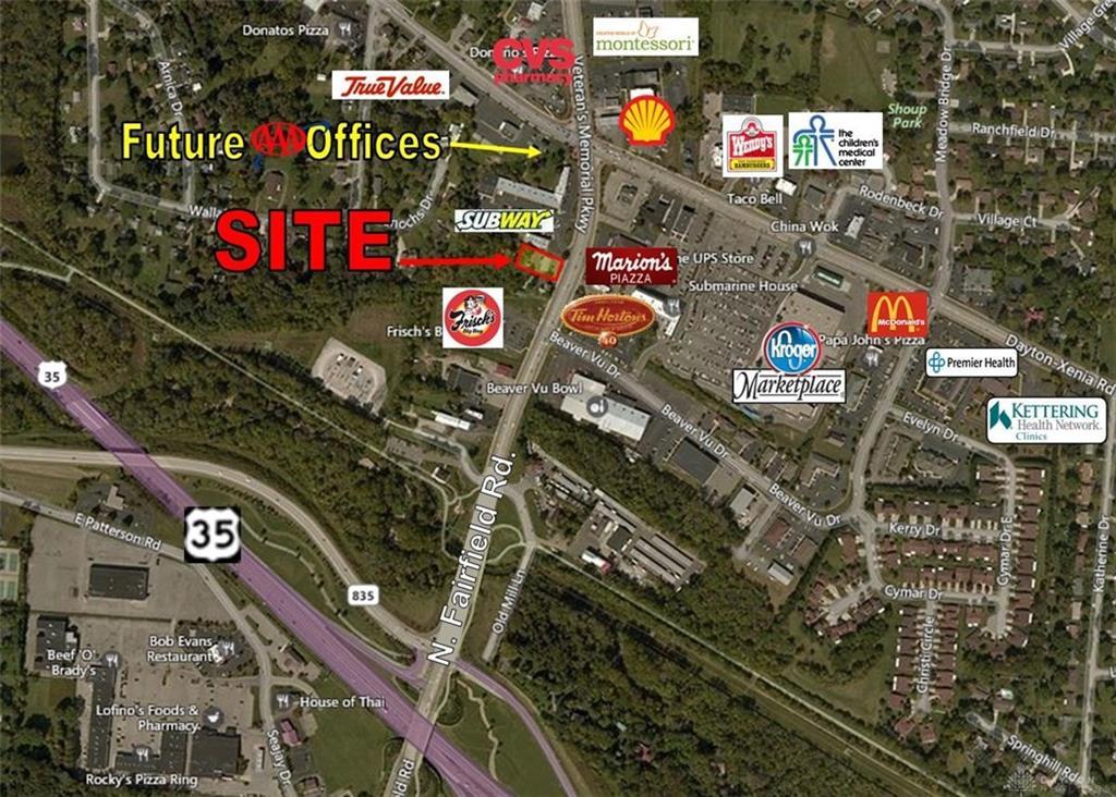Madison : Fairfield mall beavercreek ohio map