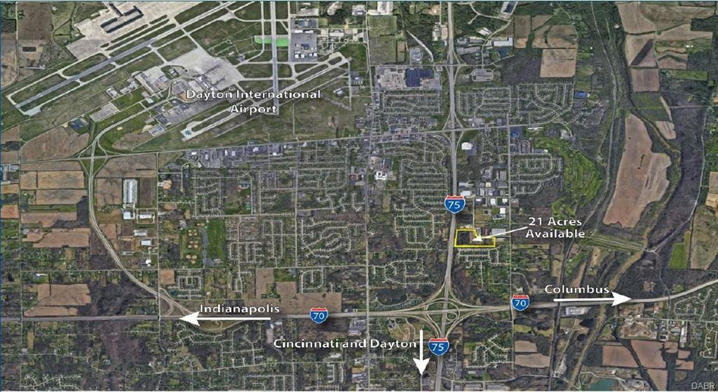 Industrial Park Dr Vandalia, OH