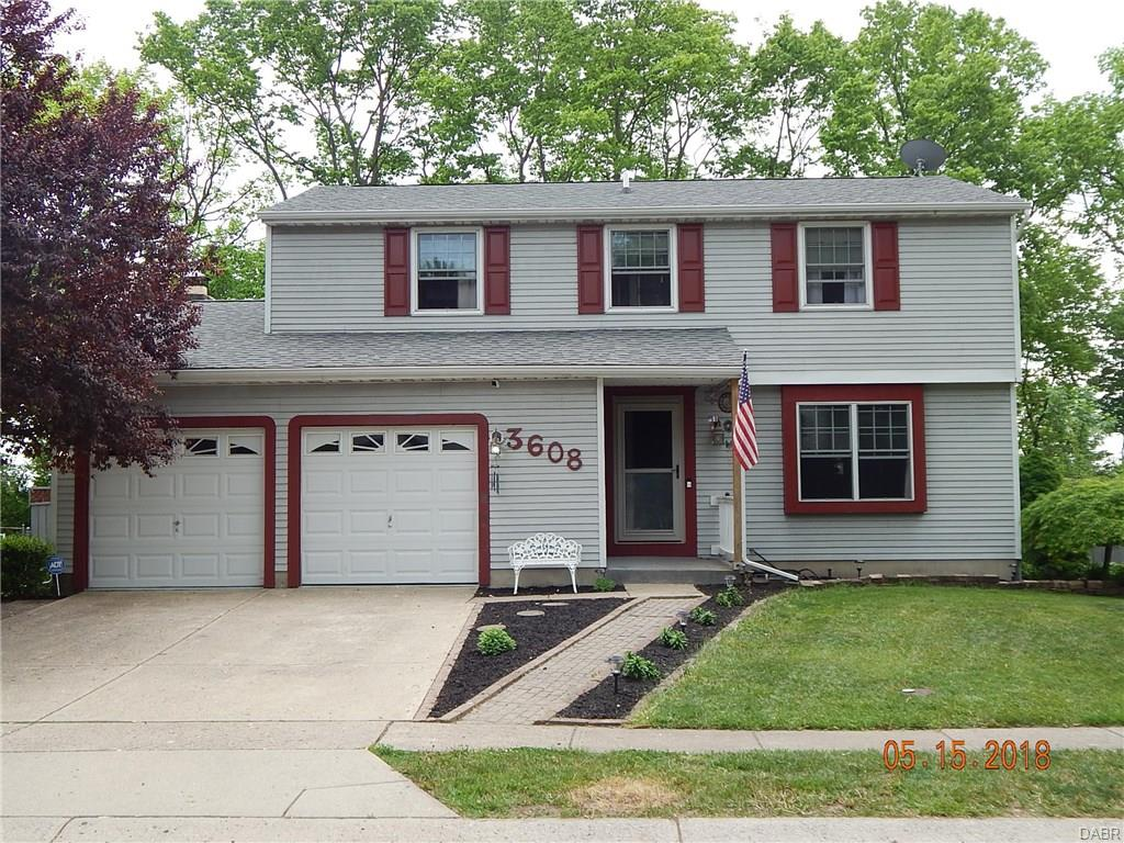 3608 Charlotte Mill Dr Moraine, OH