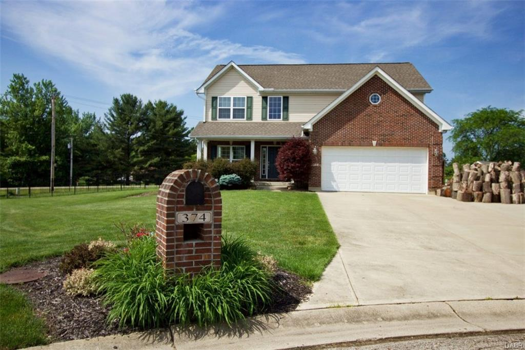 374 Greystone Dr Clearcreek Township, OH