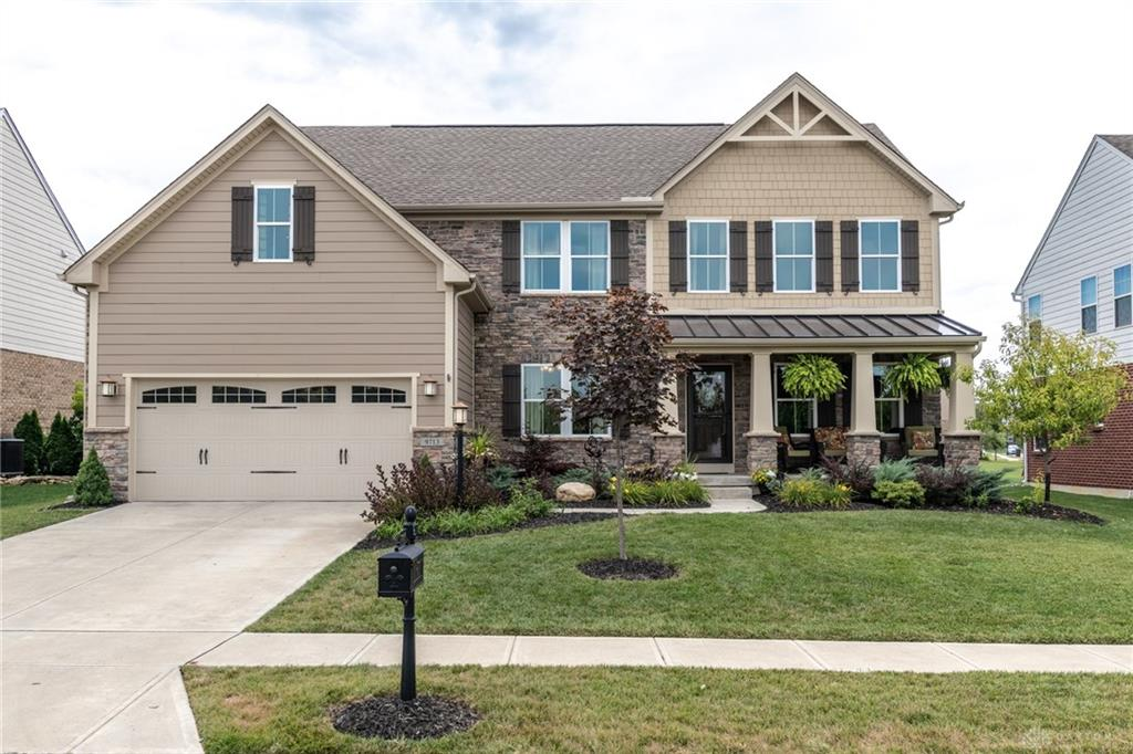 9713 Crooked Creek Dr Centerville, OH