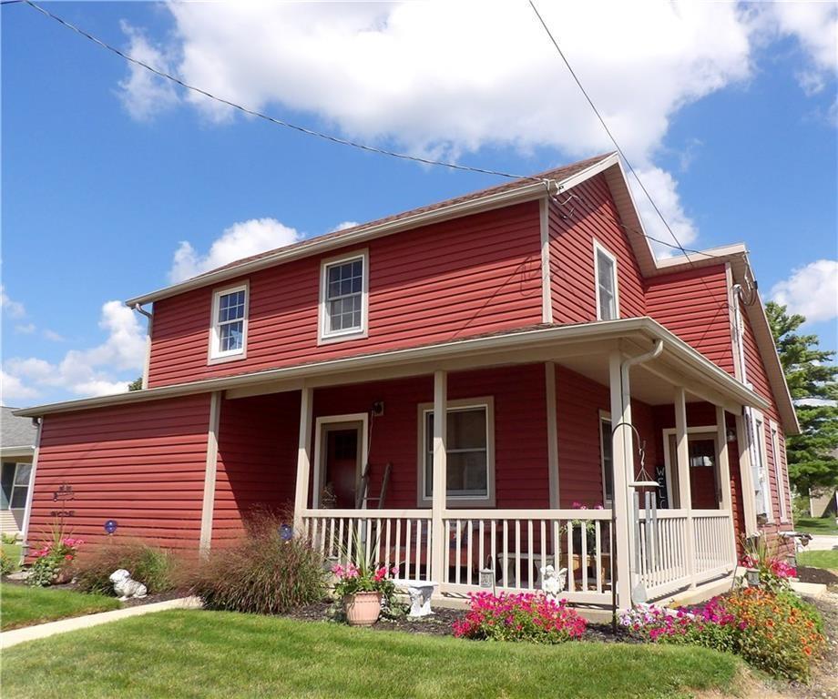 213 N Ross St Rossburg, OH