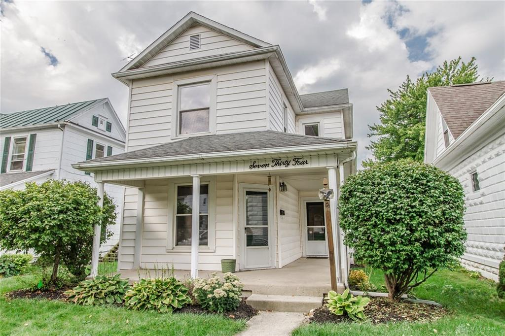 734 Central Ave Greenville, OH