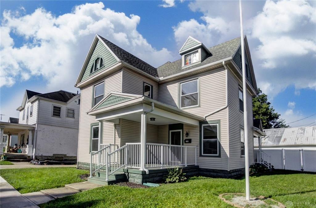 195 N Pearl St Covington, OH