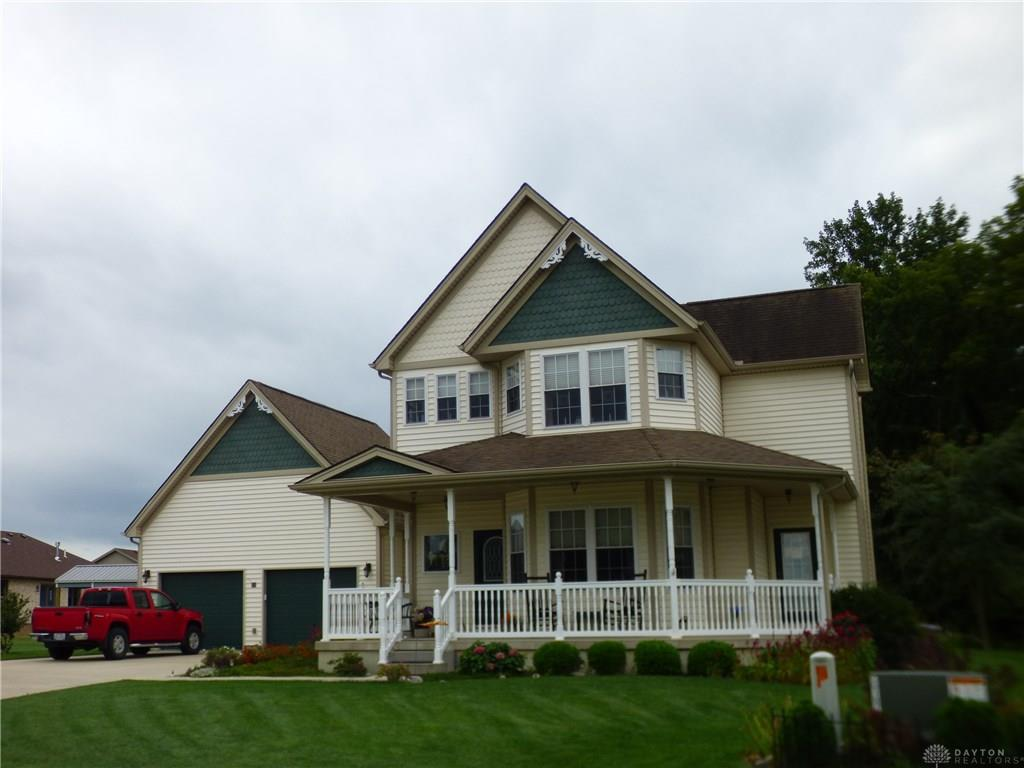 1531 Meadow Ridge Dr Wilmington, OH