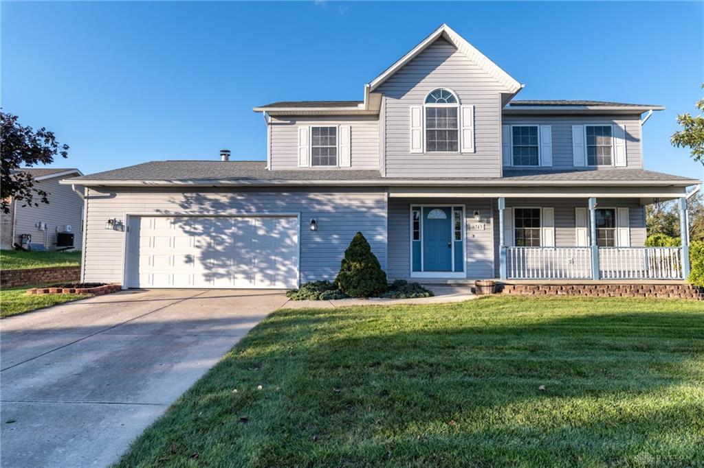 6743 Brandonview Ct Huber Heights, OH