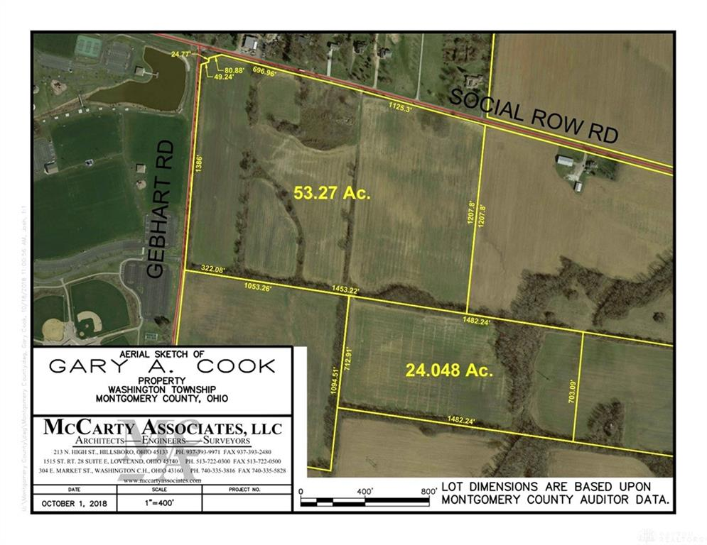 2184 E Social Row Rd Washington Township, OH