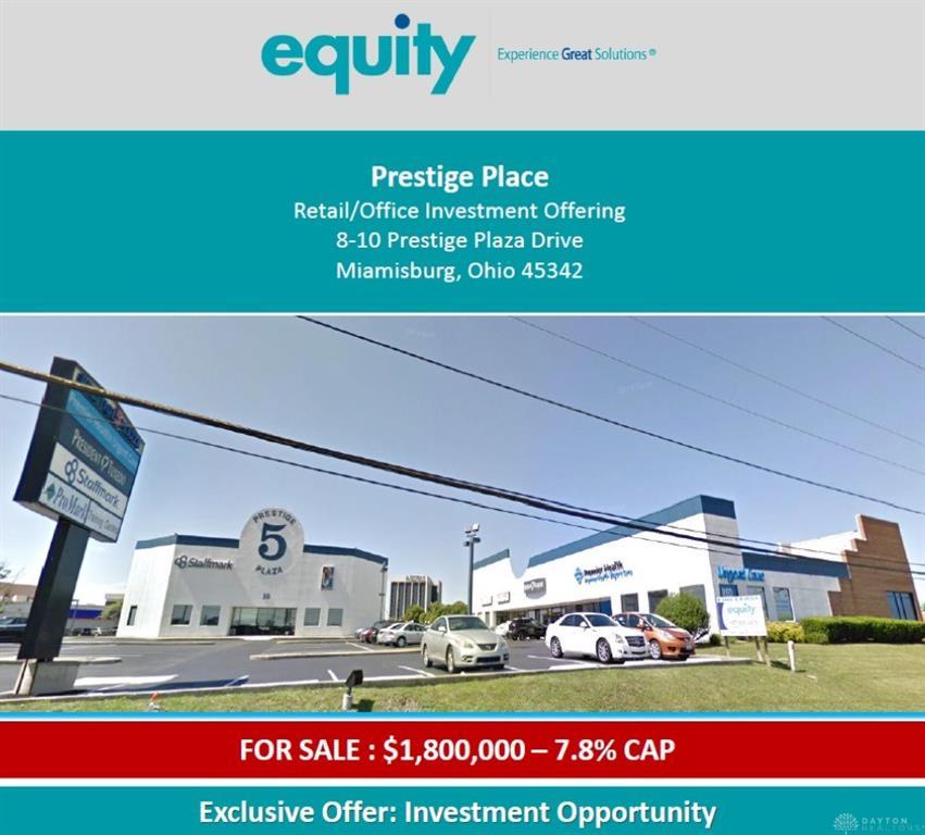 Prestige Plaza Dr Miamisburg, OH