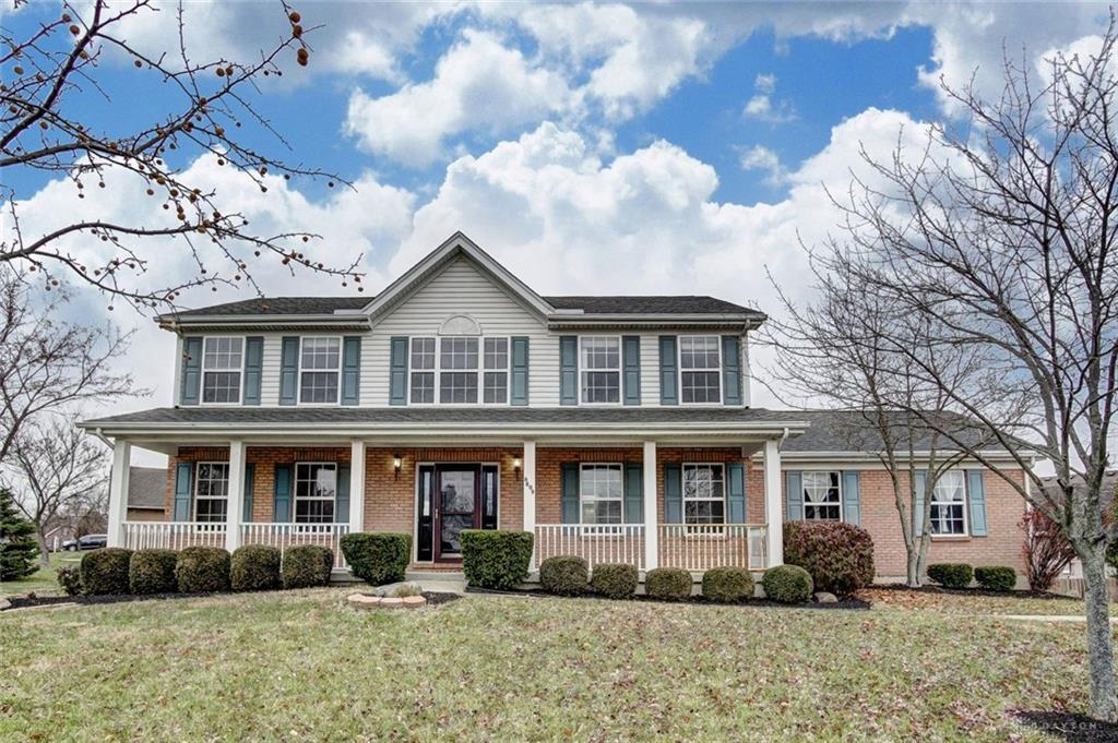 6809 Summergreen Dr Huber Heights, OH