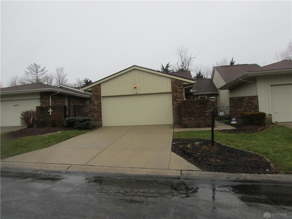 1633 Longbow Ln West Carrollton, OH