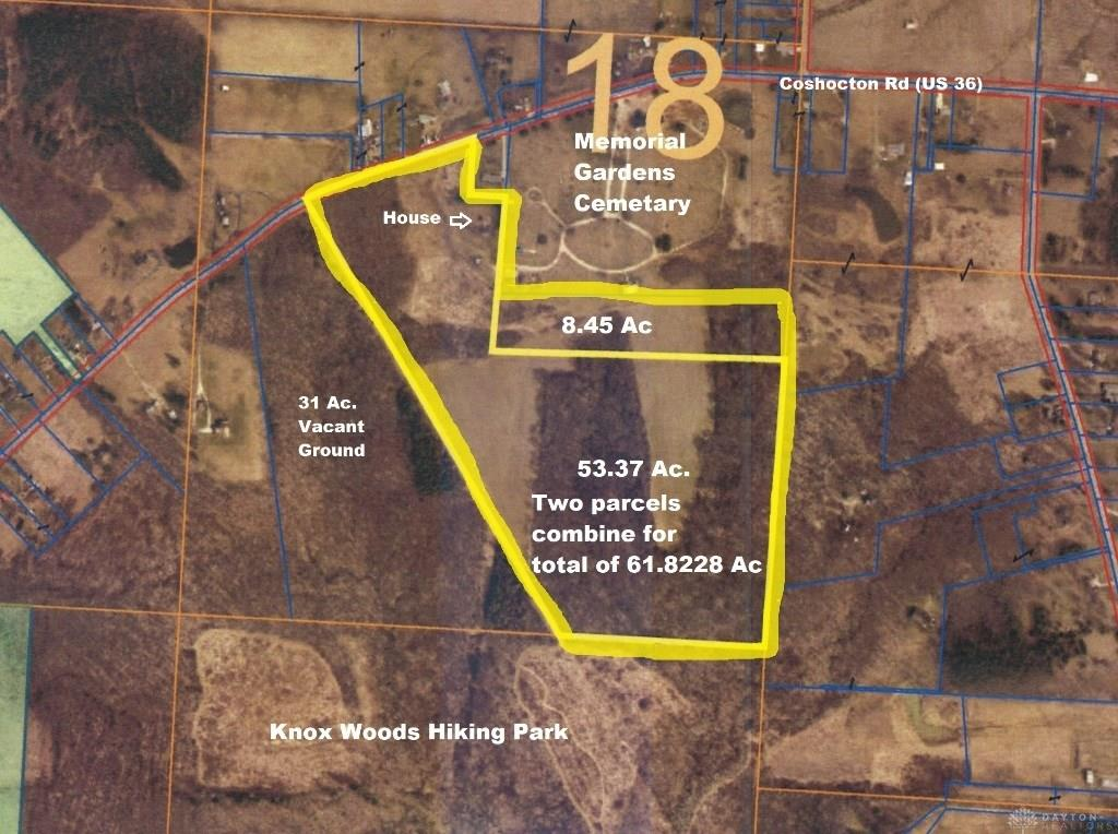 18220 Coshocton Rd Mt Vernon, OH