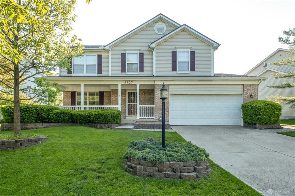 6327 Harvest Meadows Dr Huber Heights, OH