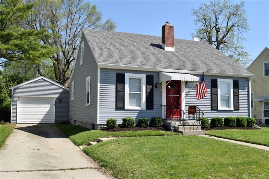 154 Floral Ave Springfield, OH
