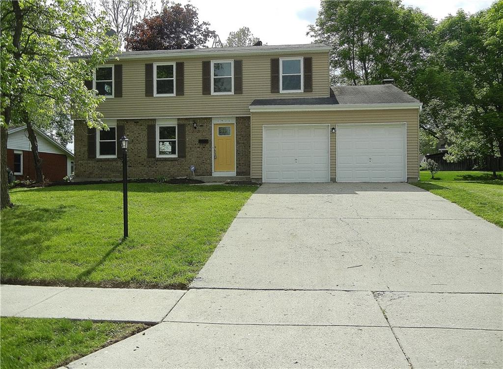 6420 Waywind Dr Trotwood, OH