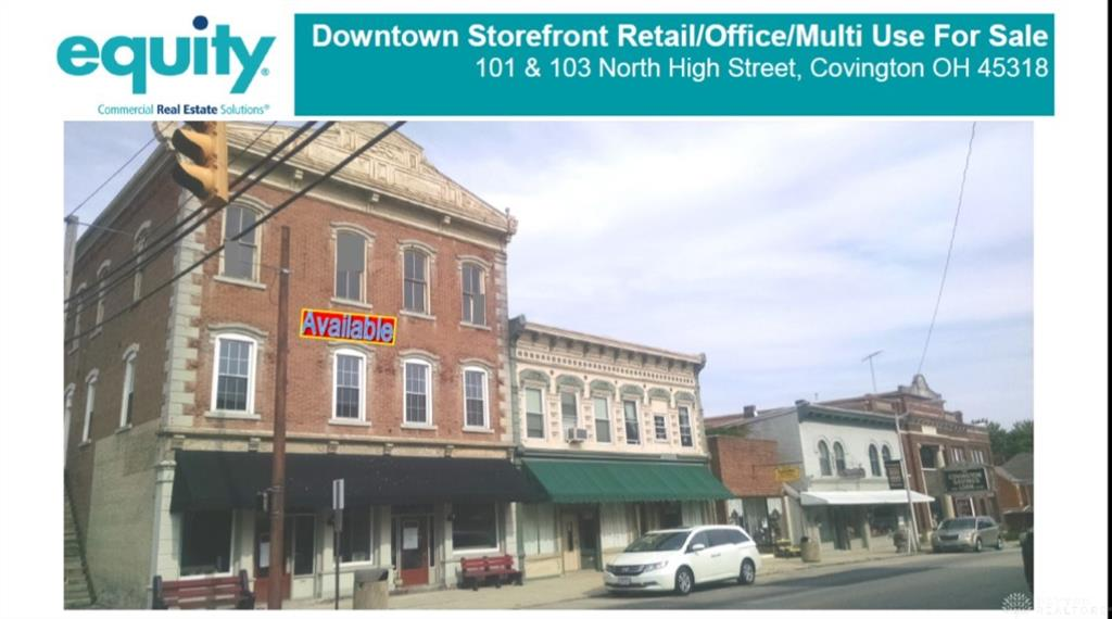 Photo 1 for 101 N Main St Covington, OH 45318