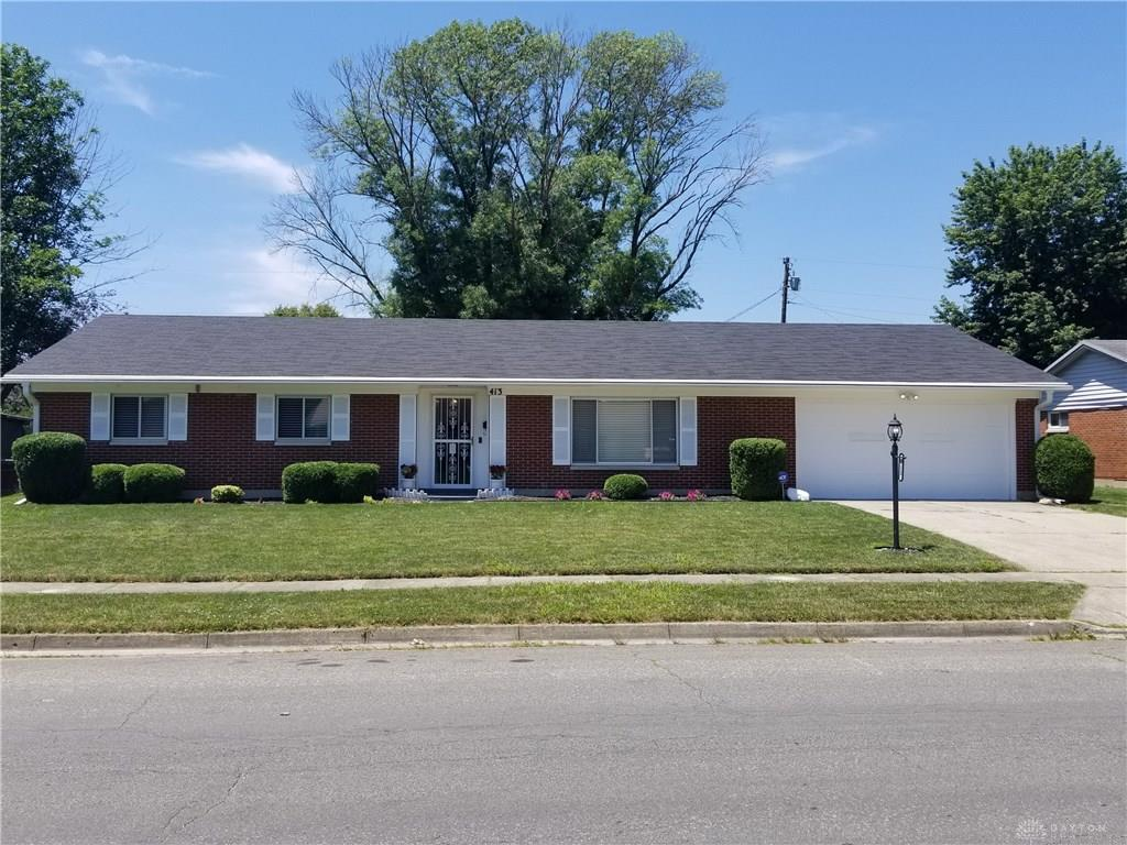413 Stuckhardt Rd Trotwood, OH