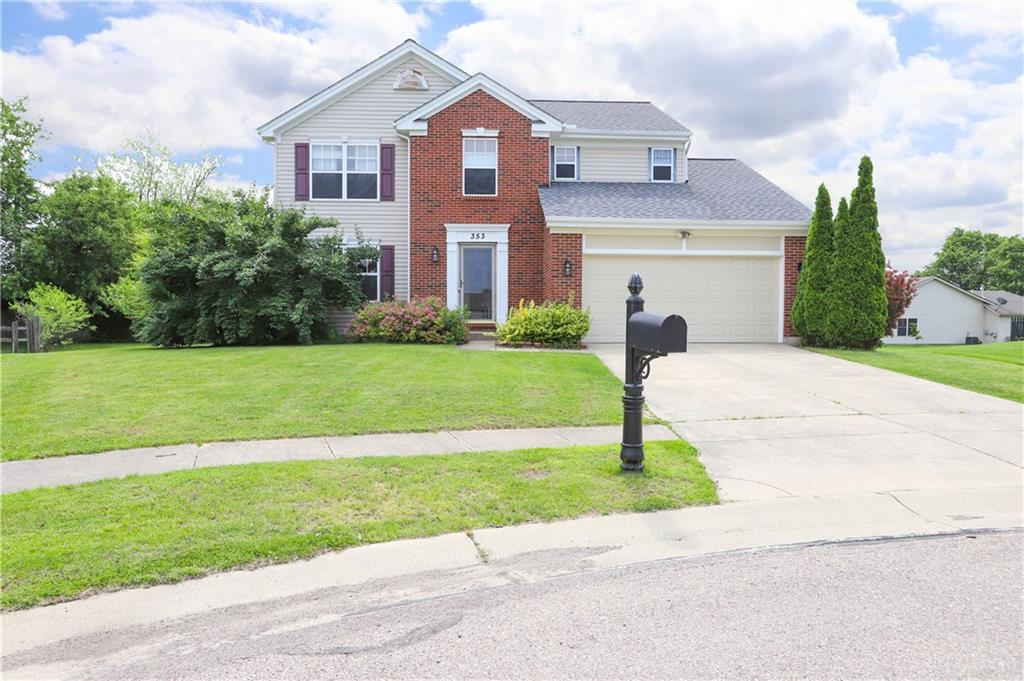 353 Tranquil Dr Xenia, OH