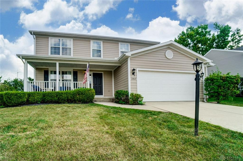 252 Fitzooth Dr Miamisburg, OH