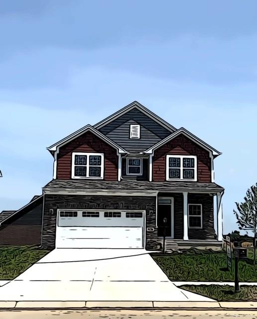 9541 Whispering Run Clearcreek Township, OH