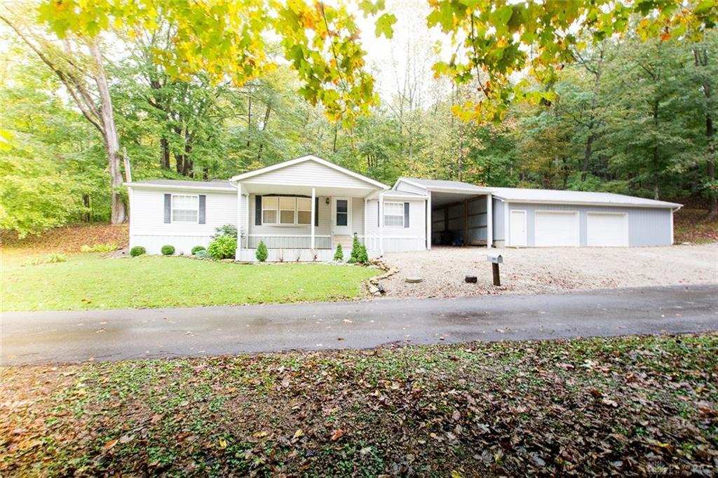 419 Kinzer Rd Bainbridge, OH