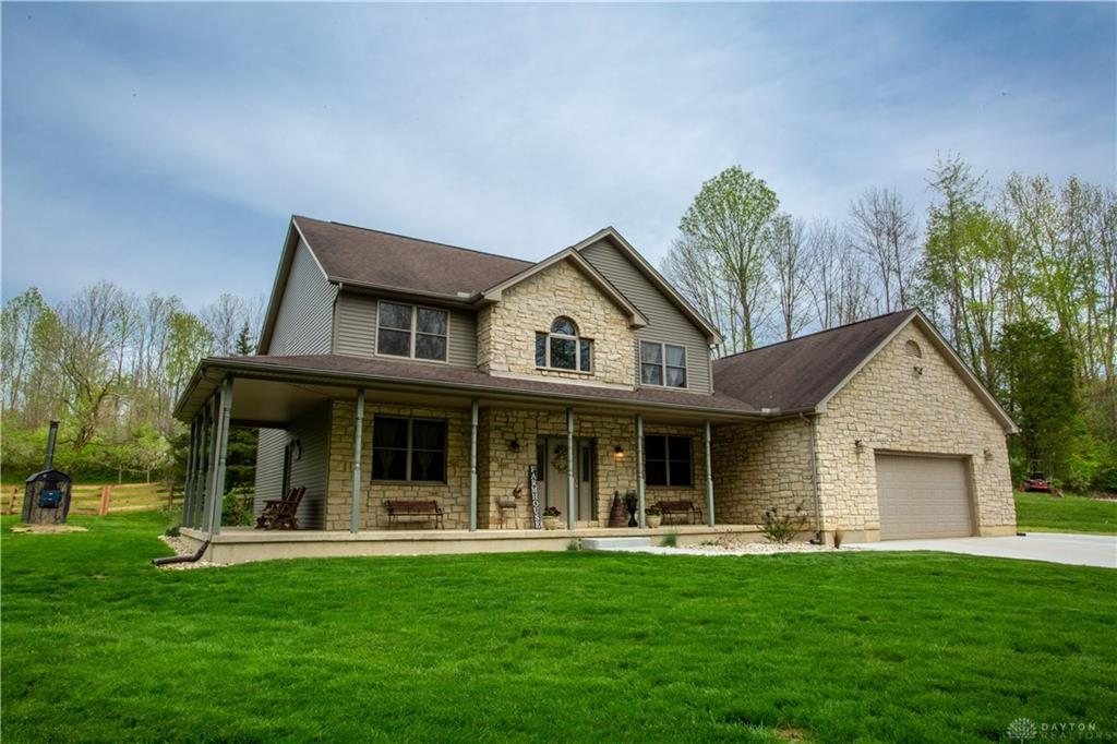 1072 E Spring Valley Paintersville Rd Ceasarcreek, OH