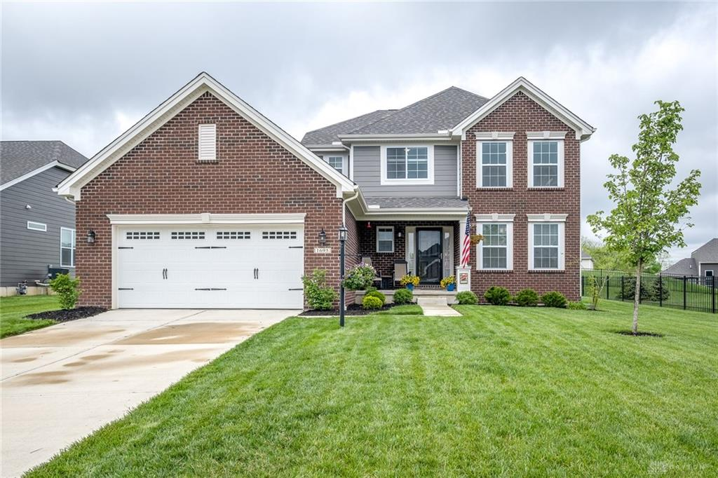Photo 2 for 1695 Sunset Creek Ct Bellbrook, OH 45305